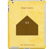 Welcome to Camp Ivanhoe iPad Case/Skin