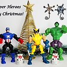 A Super Heroes Merry Christmas! by Evita