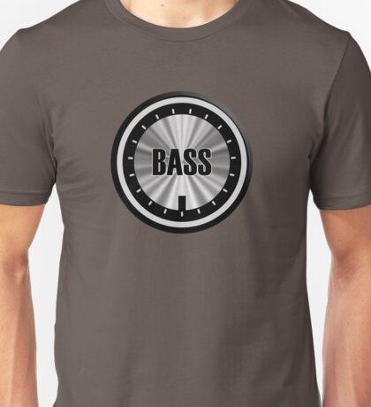 Bass Knob  Unisex T-Shirt