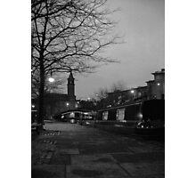 Castlefield Sleeps Photographic Print