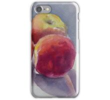 Peaches iPhone Case/Skin