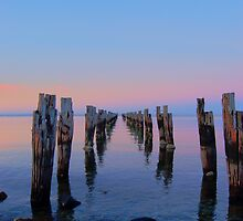 Old Jetty #2 by shaken