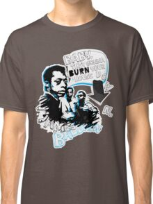 Go Tell it On The Mountain. James Baldwin. For dark fabric. Classic T-Shirt