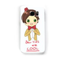 Bow Ties are COOL Samsung Galaxy Case/Skin