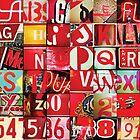 Instagram Alphabet Collection #5 by aussielicious