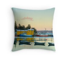 Northwest Cove Throw Pillow