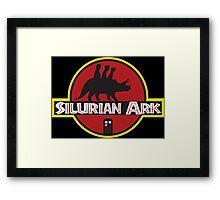 Silurian Ark Framed Print