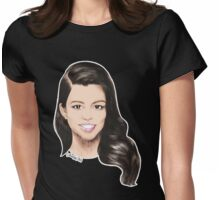 Kourtney Kardash Womens Fitted T-Shirt