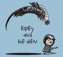 Ripley and the Alien Kids Clothes