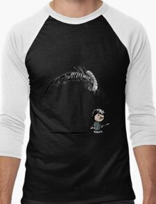 Ripley and the Alien Men's Baseball ¾ T-Shirt