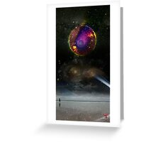 Universe Versus Greeting Card