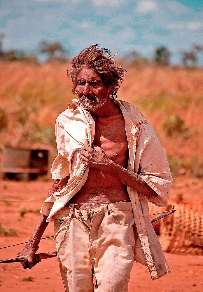 Brazilian Indian Chief by BigRPhoto