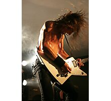 Airbourne Live Photographic Print
