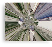 Mirror Shards Canvas Print