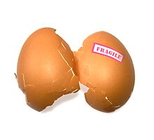 Fragile Breasts by Marnie Hibbert