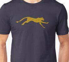 Gold Cheetah Unisex T-Shirt