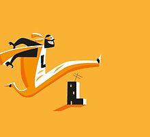 Super L (m) by Dean Gorissen