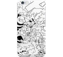 The War iPhone Case/Skin