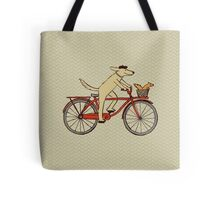 Dog & Squirrel are Friends Tote Bag