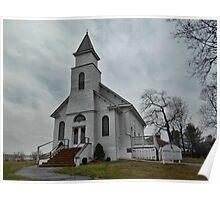 Bethesda UM Church Poster
