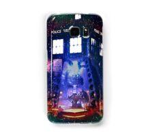 Nebula Public call Box In Space iPhone Case Samsung Galaxy Case/Skin