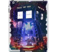 Nebula Public call Box In Space iPhone Case iPad Case/Skin