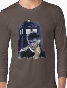 Call Box  Light T-Shirt Long Sleeve T-Shirt