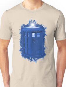 blue Box iPhone 6 plus case Unisex T-Shirt