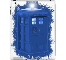 blue Box iPhone 6 plus case iPad Case/Skin