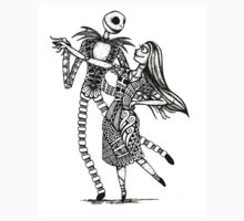 Jack and Sally, The Love Story by camserese