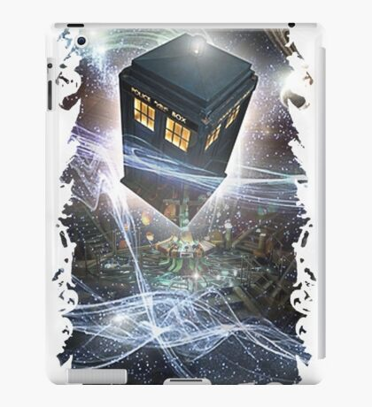 time lord blue box iPhone 6 plus cases iPad Case/Skin