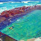 The Bogey Hole II, Newcastle, NSW, Australia by carolelliott7