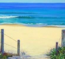 A Perfect Day - NSW, Australia by Carole Elliott