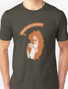Your Music Scene is For Pussies! T-Shirt