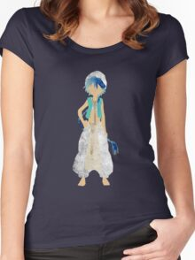Aladdin Women's Fitted Scoop T-Shirt