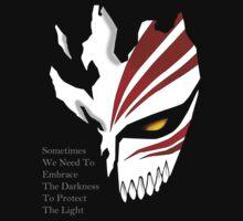 Ichigo Hollow Mask Tshirt by PIAL008