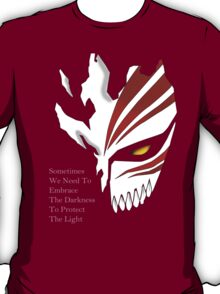Ichigo Hollow Mask Tshirt T-Shirt