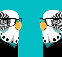Birdbrain mug by Sonia Kretschmar