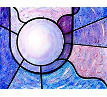 Stained Glass Photographic Print