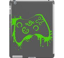 Xbox Controller (Splatter) iPad Case/Skin