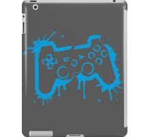 Playstation Controller (Splatter) iPad Case/Skin