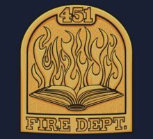 Fire Department 451 by DoodleDojo