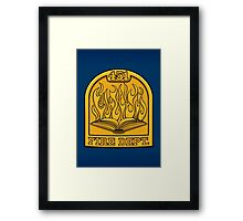 Fire Department 451 Framed Print
