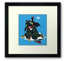 Light Fury Framed Print