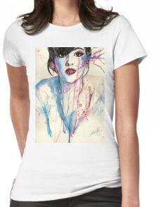 Natasha  Womens Fitted T-Shirt