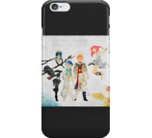 The Protagonists - Magi iPhone Case/Skin