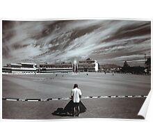 International Cricket, Bellerive Oval Poster
