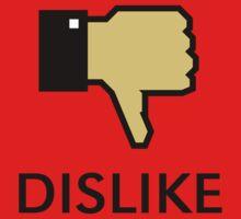 Dislike (Thumb Down) Kids Clothes