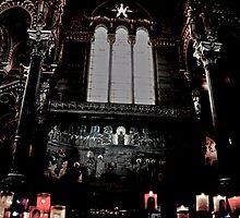 Basilique Notre-Dame de Fouviere by Ashley Ng