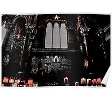 Basilique Notre-Dame de Fouviere Poster